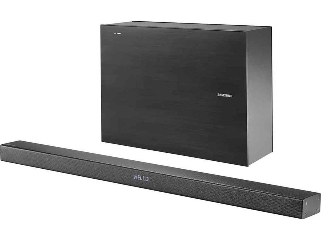 Samsung HW-KM45C Soundbar with Wireless Subwoofer