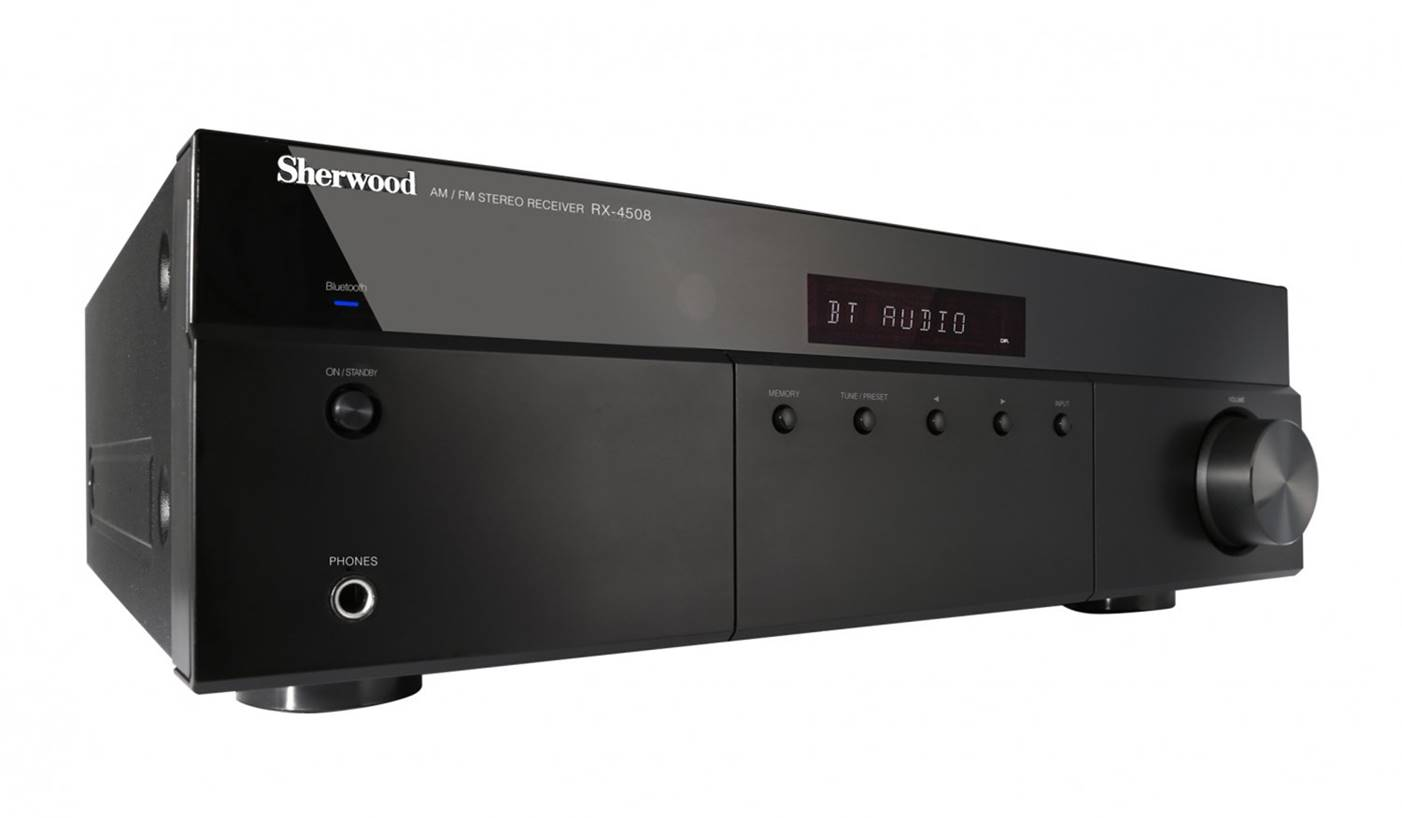 Sherwood RX4508 200W Stereo Amplifier