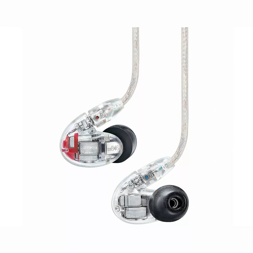 Shure SE846-CL High-End Earbuds
