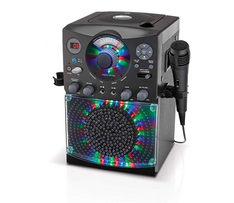 Singing Machine SML385UBK Karaoke Machine