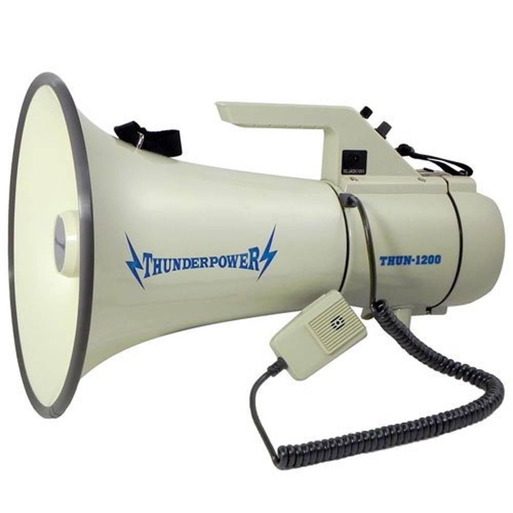 ThunderPower 1200 Megaphone