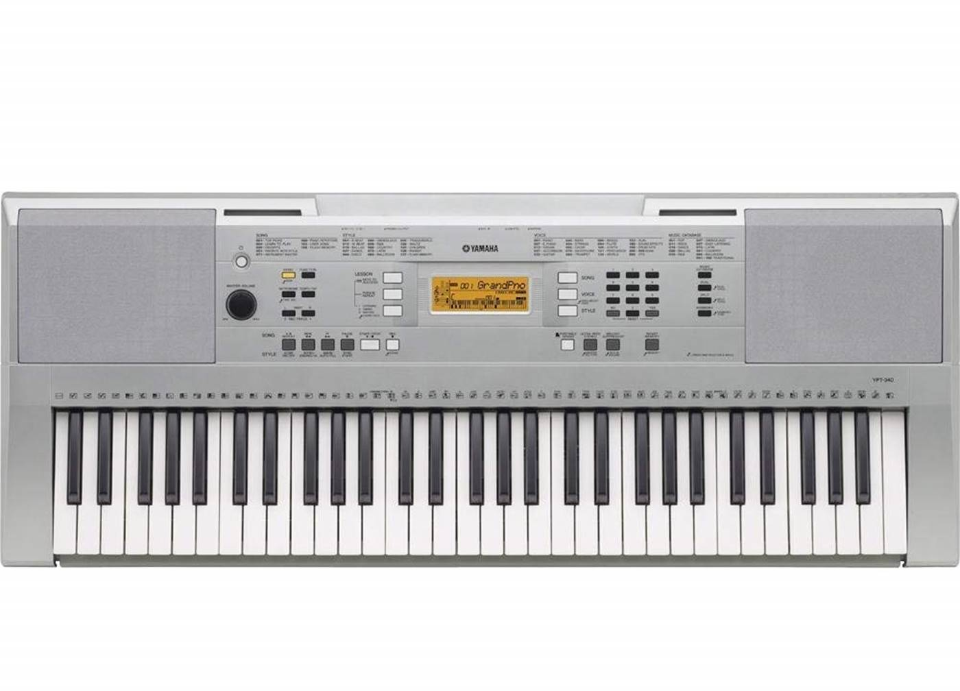 Yamaha YPT360 61-Key Best Electronic Keyboard