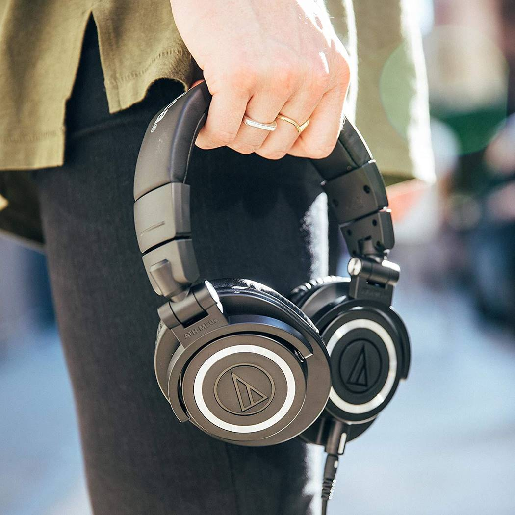 Audio-Technica ATH-M50x Best Headphones