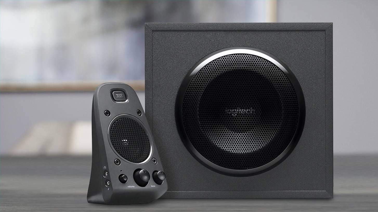 Logitech Z625 Speakers