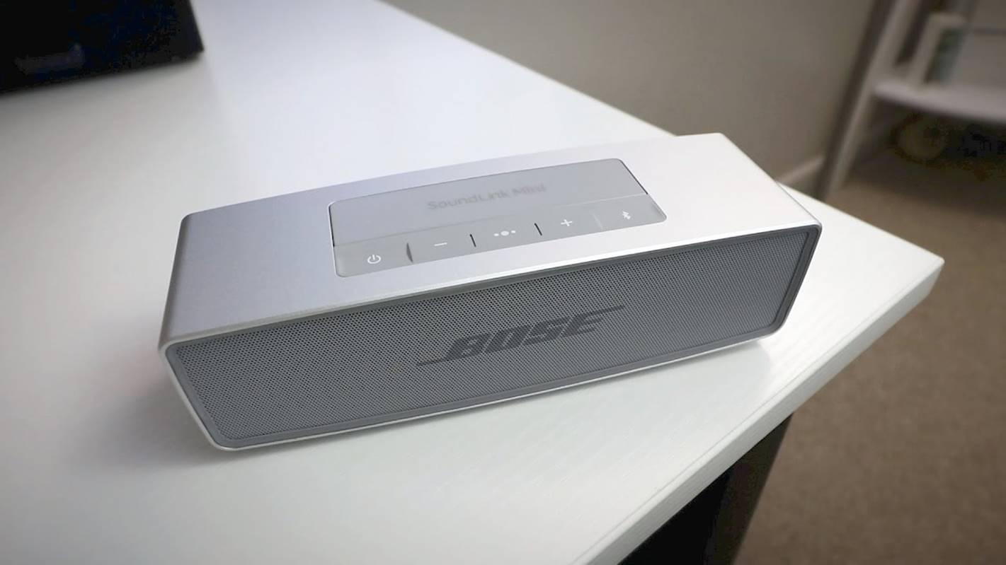 SoundLink Mini 2 Speaker by Bose