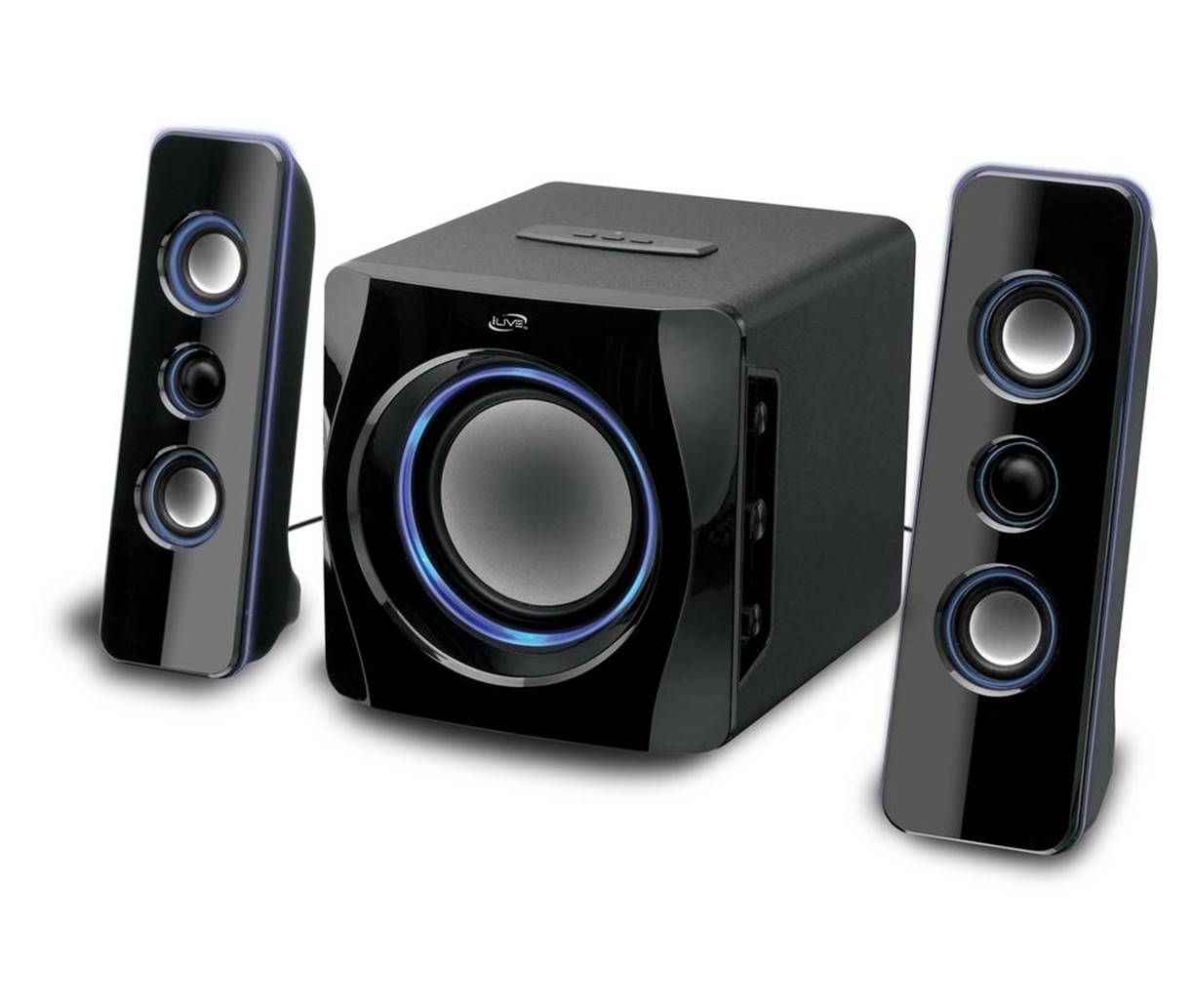 iLive Bluetooth Sound System with Subwoofer