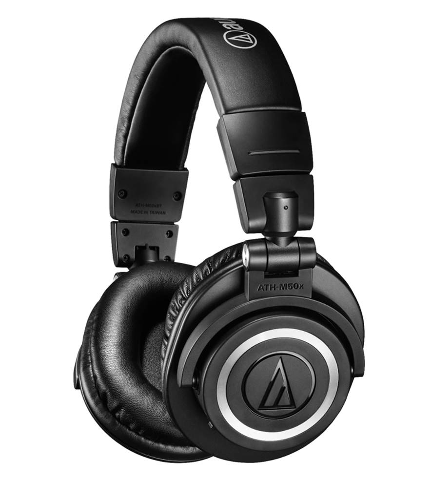 Audio-Technica ATH-M50BT Loudest Headphones