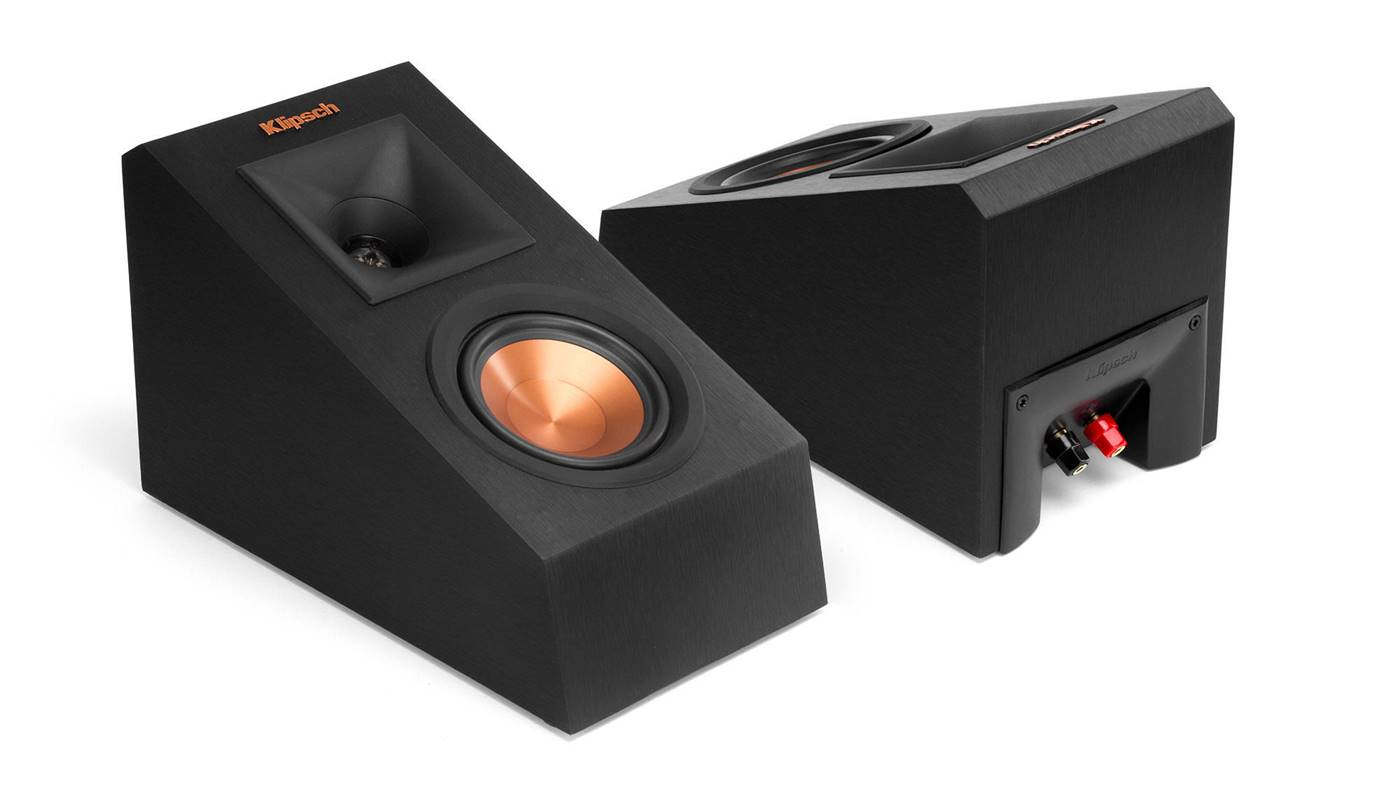 Klipsch RP-140SA Dolby Atmos Speakers