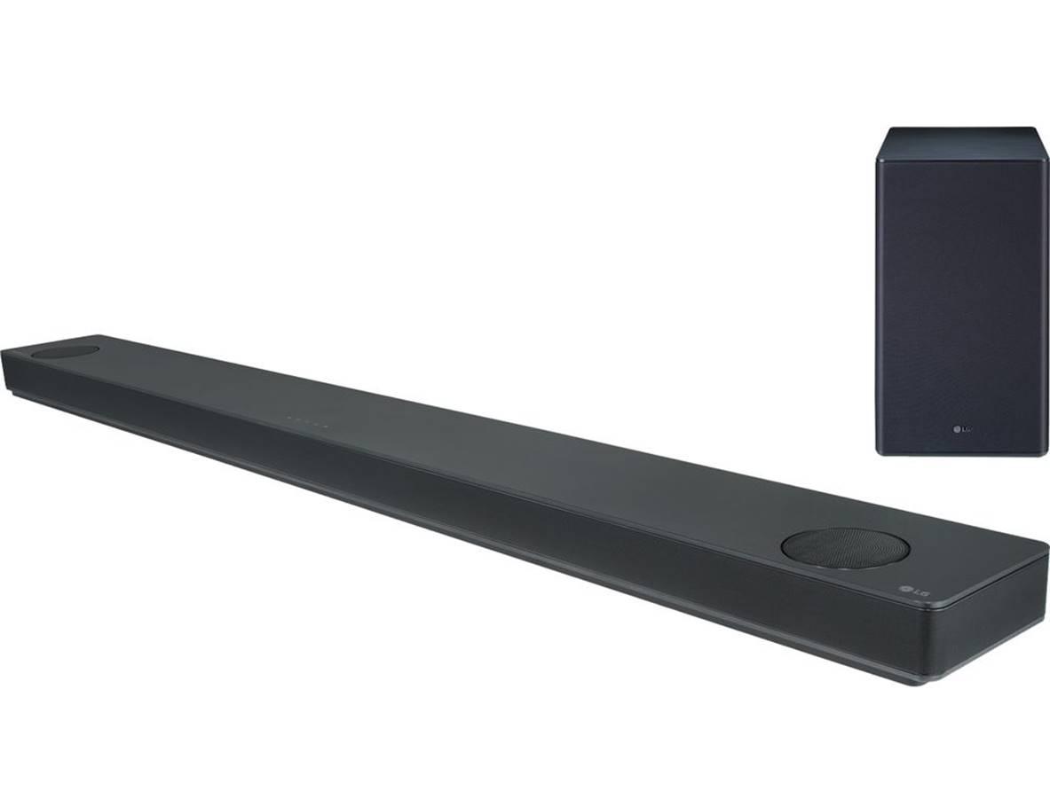LG SK10Y Hi-Res Dolby Atmos Soundbar System
