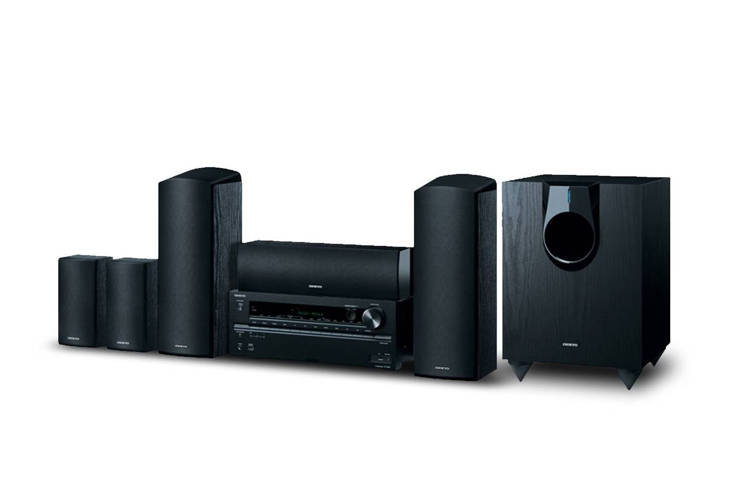 Onkyo HT-S5800 5.1.2 Channel Dolby Atmos Speakers