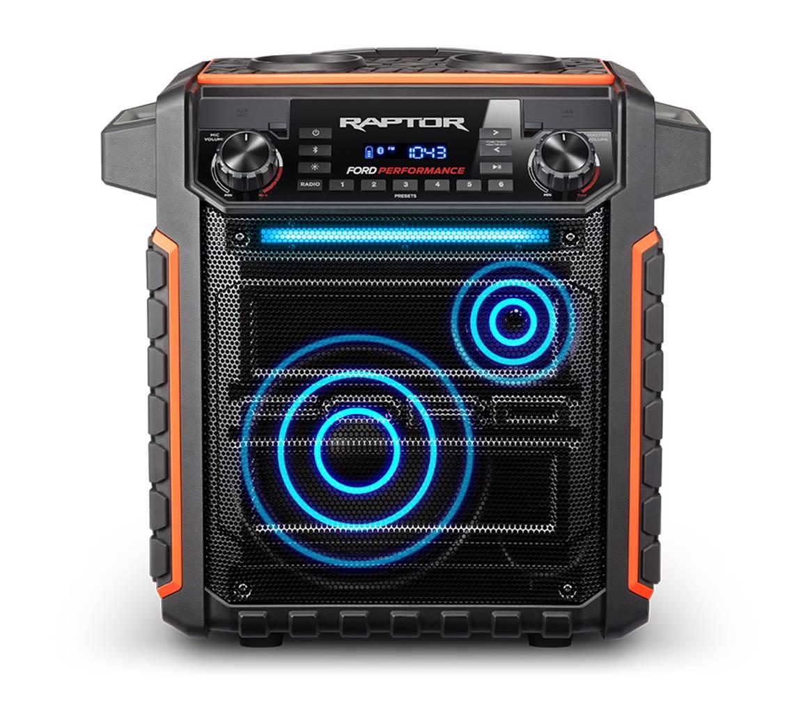 ION Audio Raptor Big Speaker