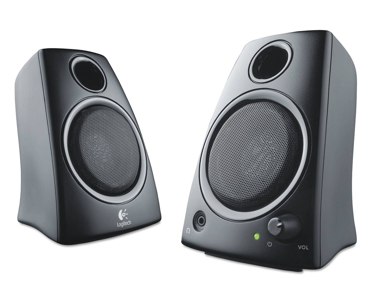 Logitech Z130 3.5mm Laptop Speakers
