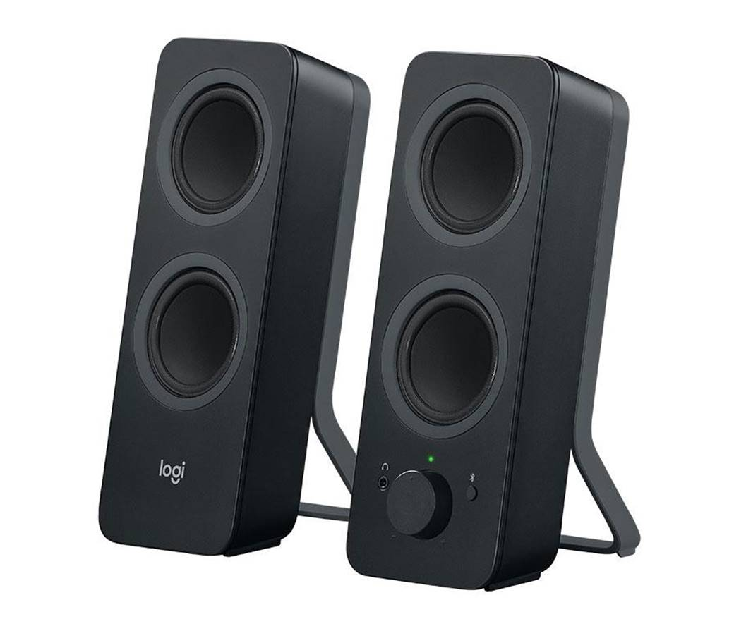 Logitech Z207 2.0 Stereo Speakers
