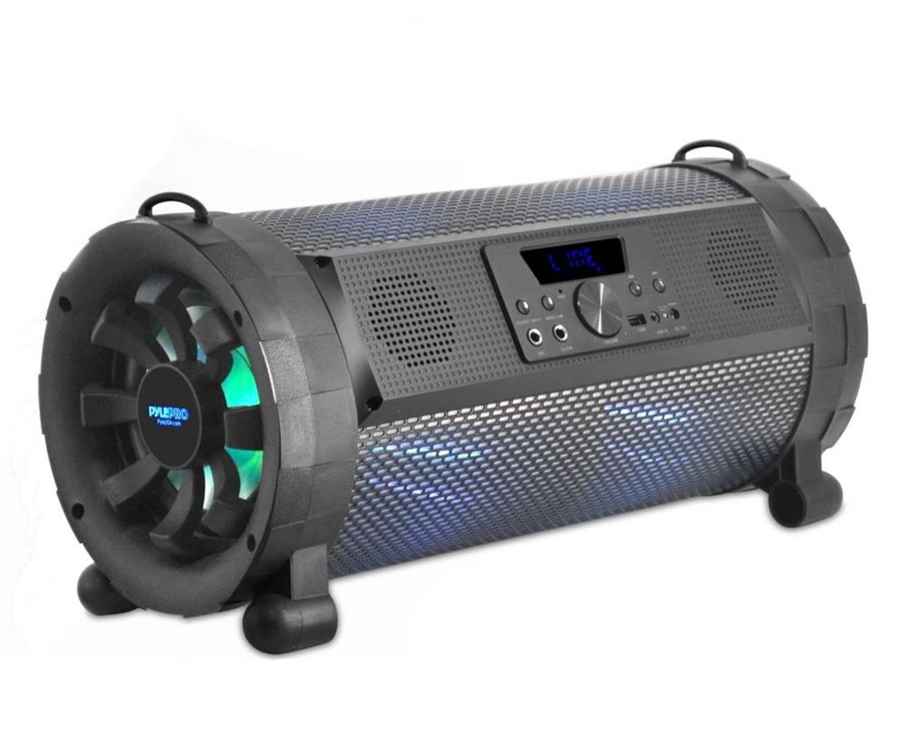 Pyle Bluetooth Boombox Big Speaker