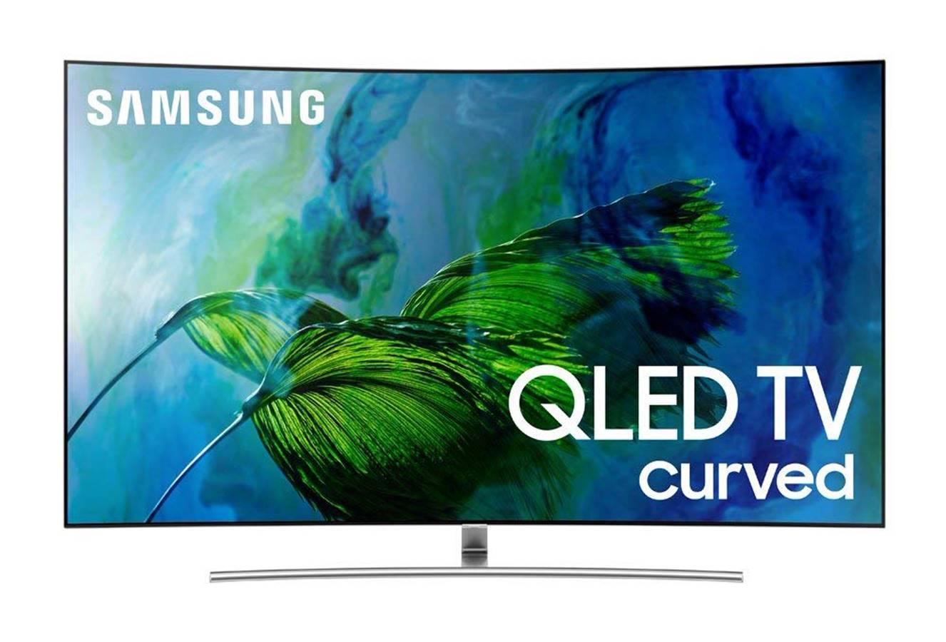 "Samsung QN55Q8C 55"" Curved TV"