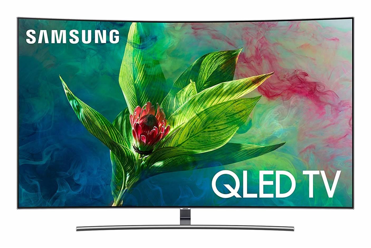 "Samsung QN65Q7CN 65"" Curved TV"
