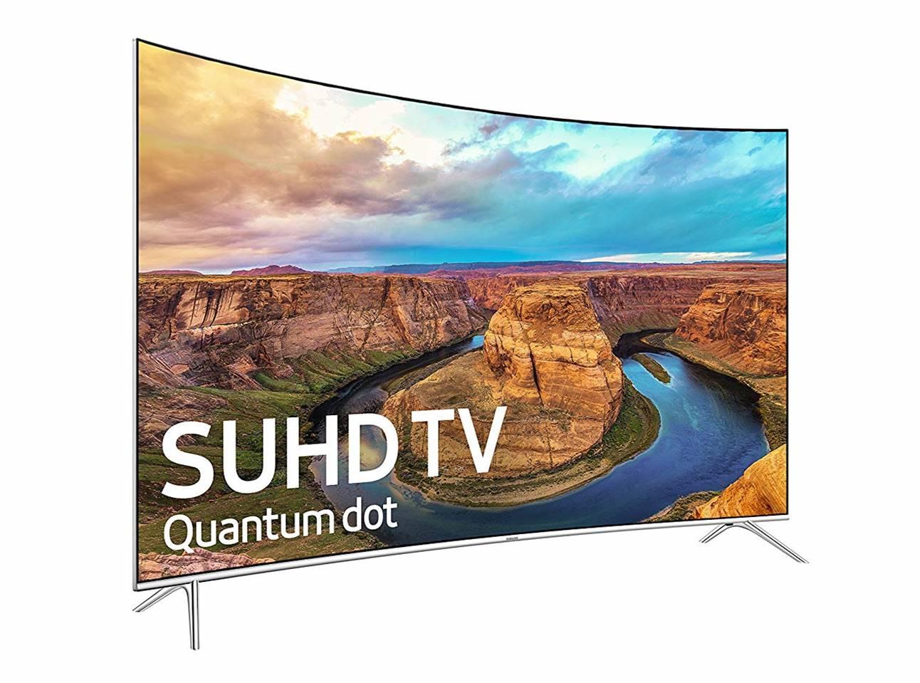 "Samsung UN49KS8500 49"" Curved TV"