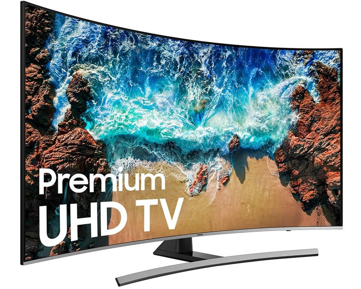 "Samsung UN65NU8500FXZA 65"" Curved TV"