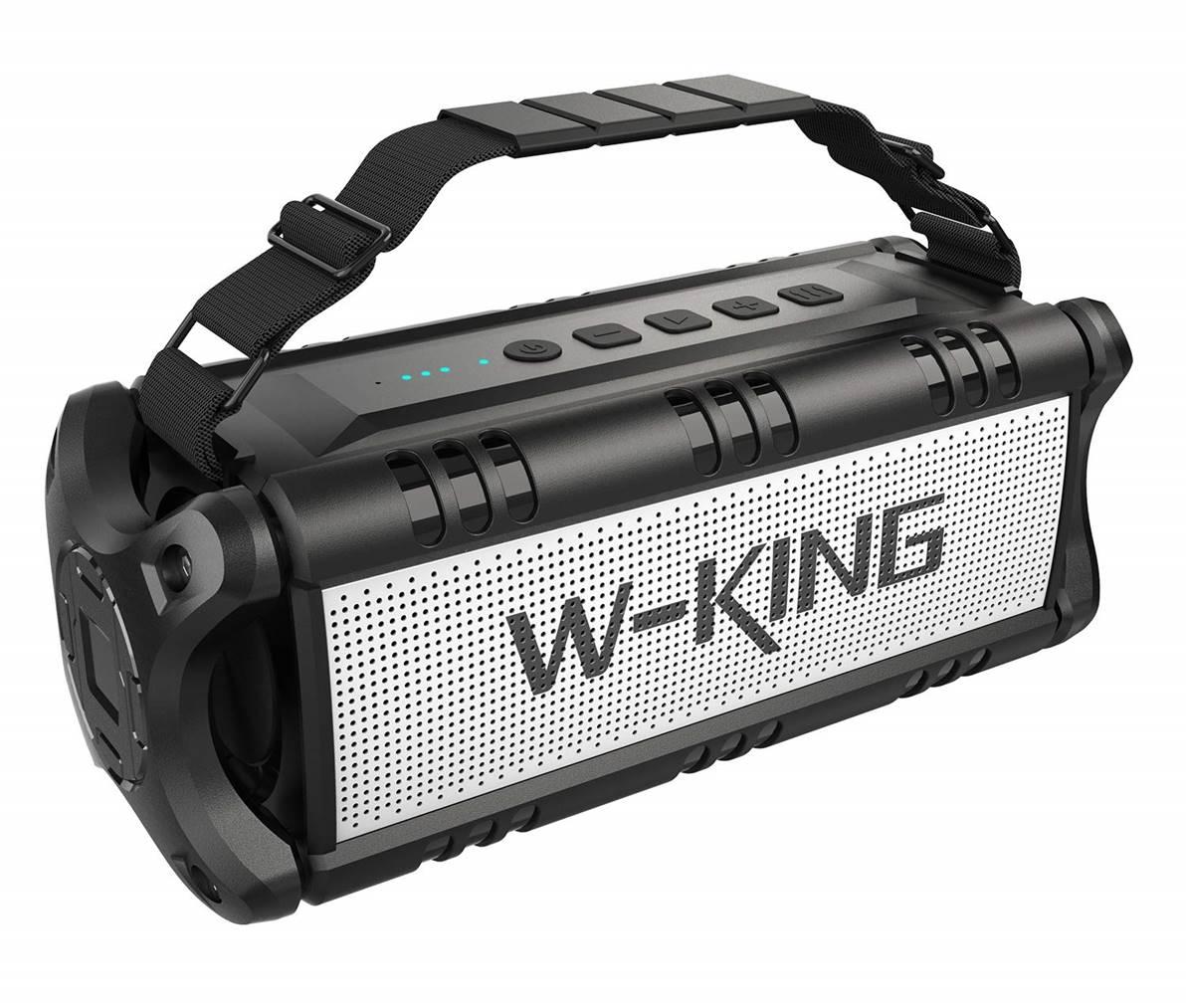 W-King 50W Big Speaker