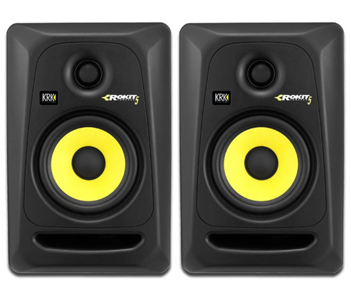 KRK RP5G3 Studio Monitor Speaker