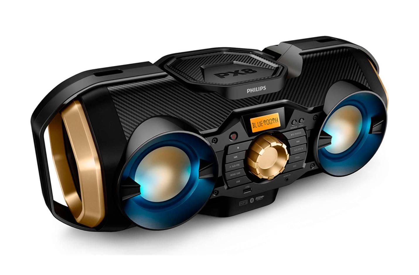 Philips 50W Radio Bluetooth Boombox