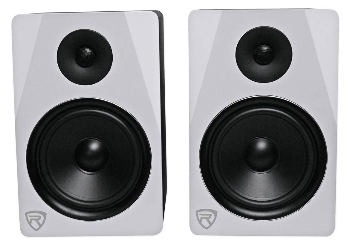 Rockville APM8W 500W Studio Monitor Speakers