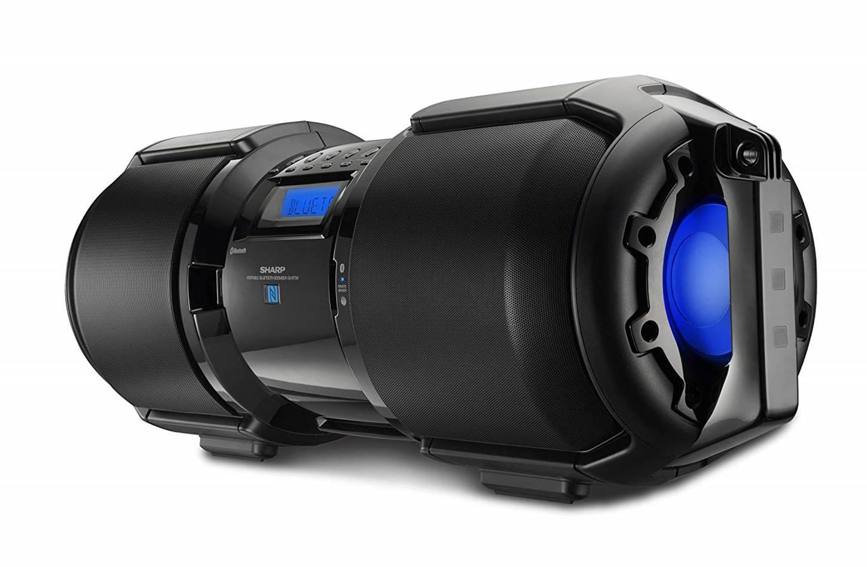 Sharp GX-BT9X Bluetooth Boombox