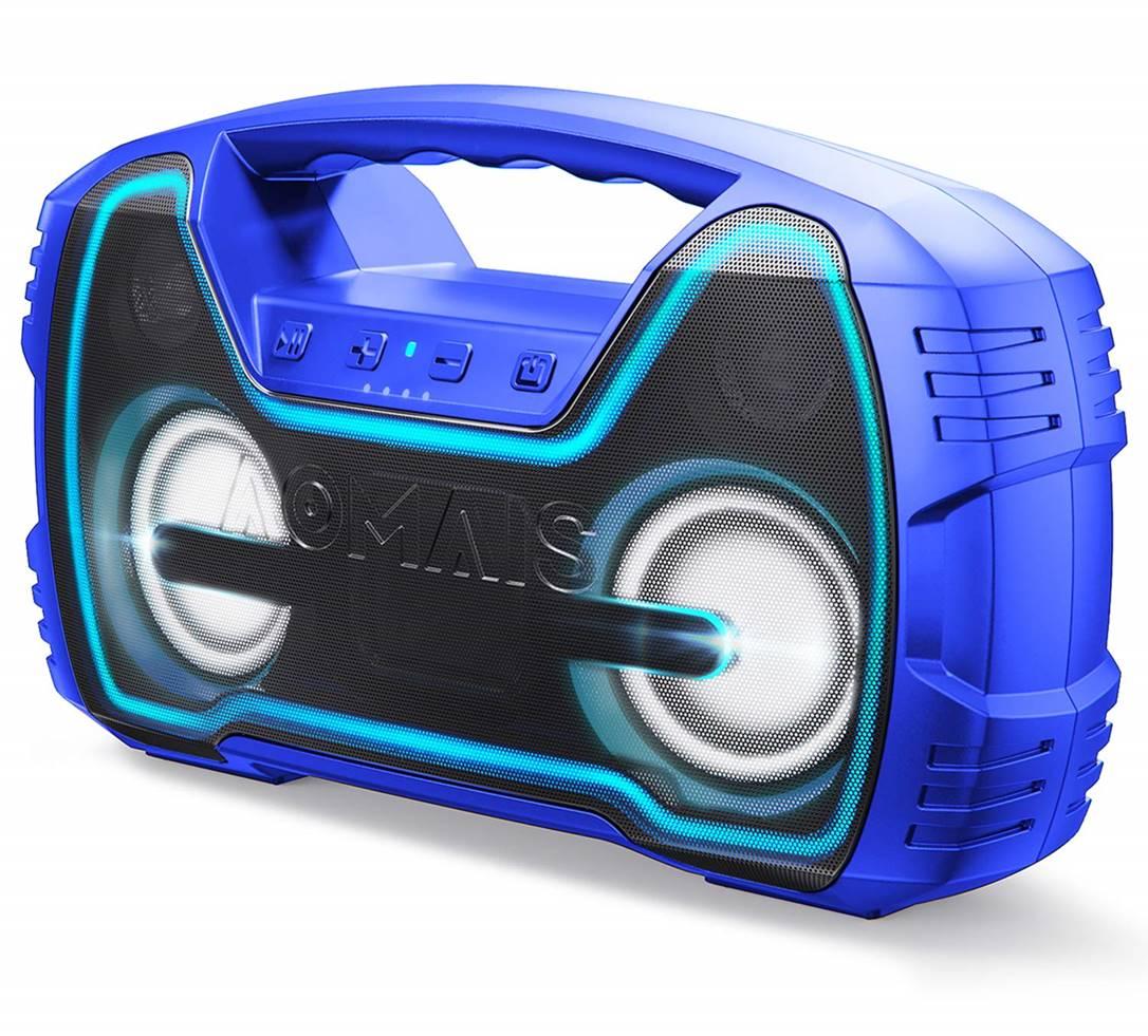 Aomais 25W Bluetooth Speaker