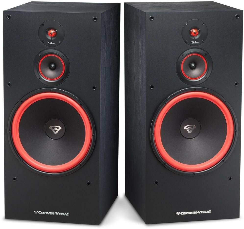 Cerwin-Vega SL-12 Floorstanding Speakers