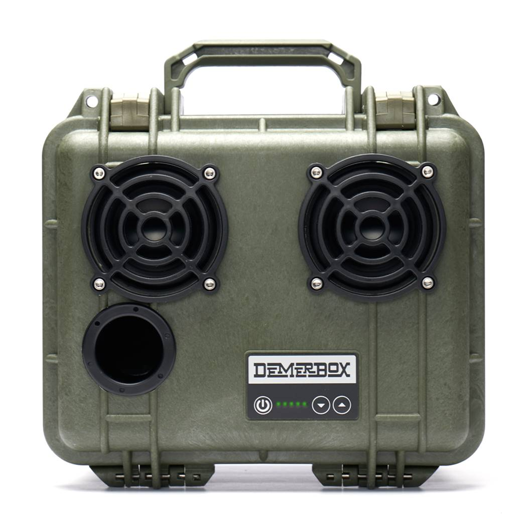 DemerBox Bluetooth Gym Speaker System