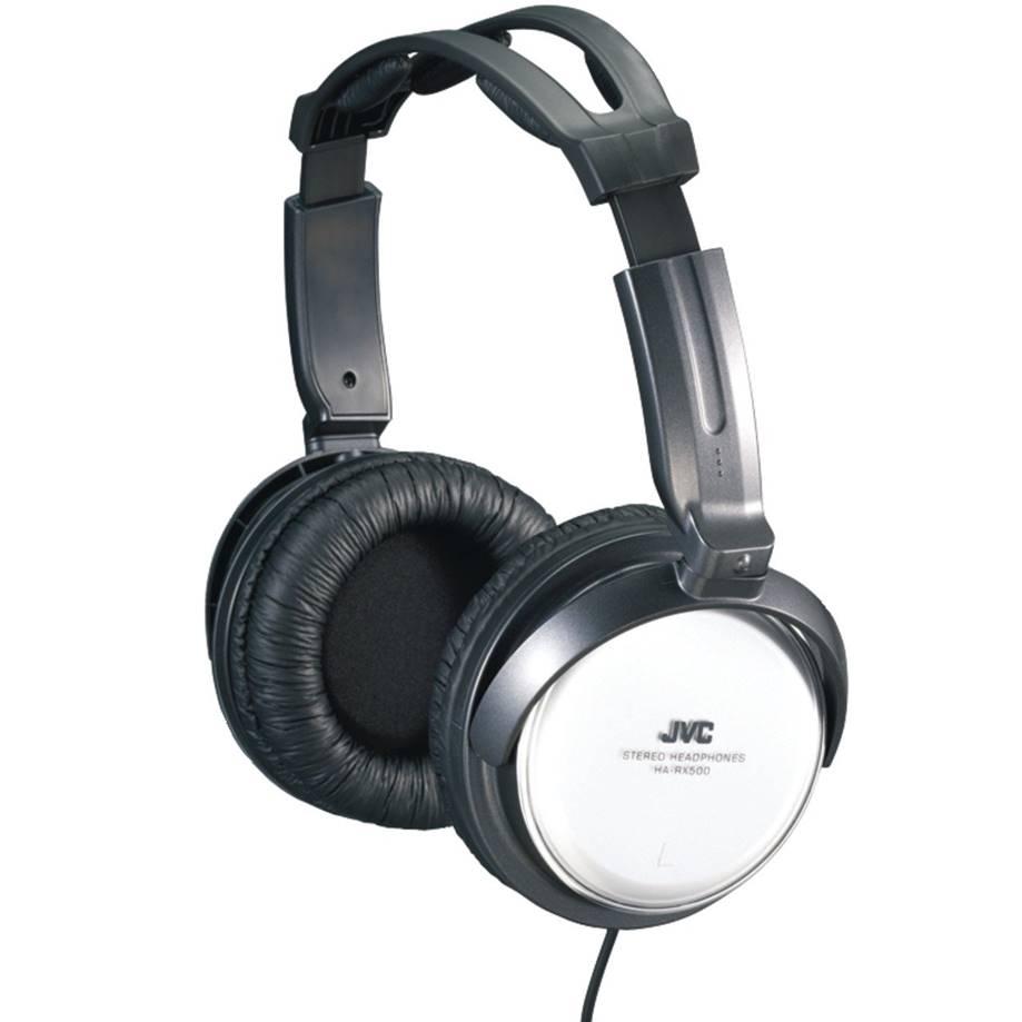 JVC HARX500 Over-Ear Headphones