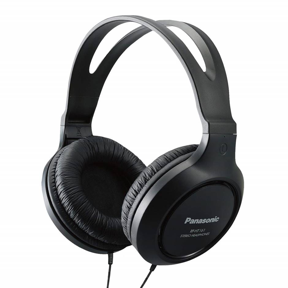 Panasonic RP-HT161 Over-Ear Headphones