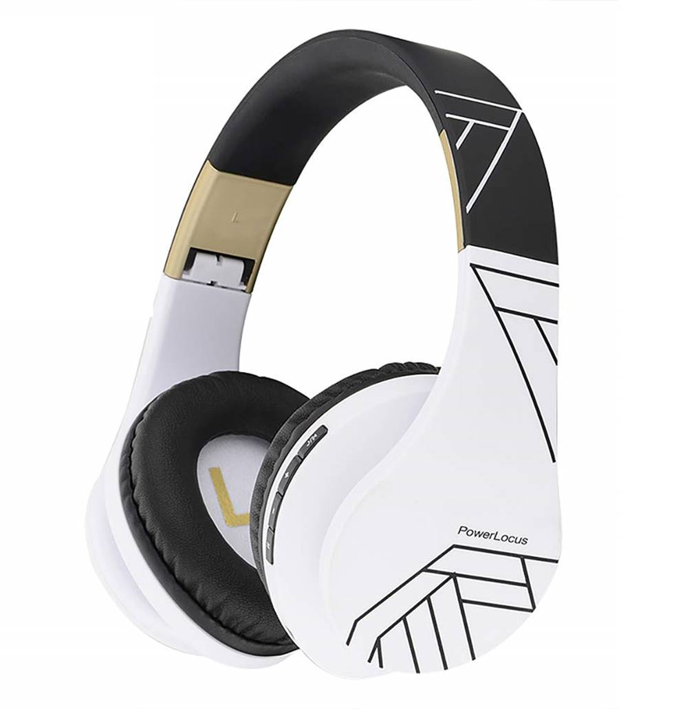 PowerLocus Over-Ear Headphones