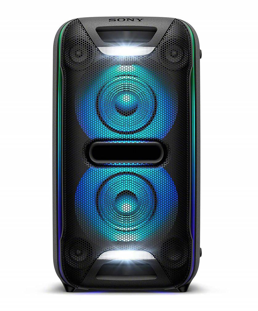 Sony GTK XB72 Loudest Bluetooth Speaker
