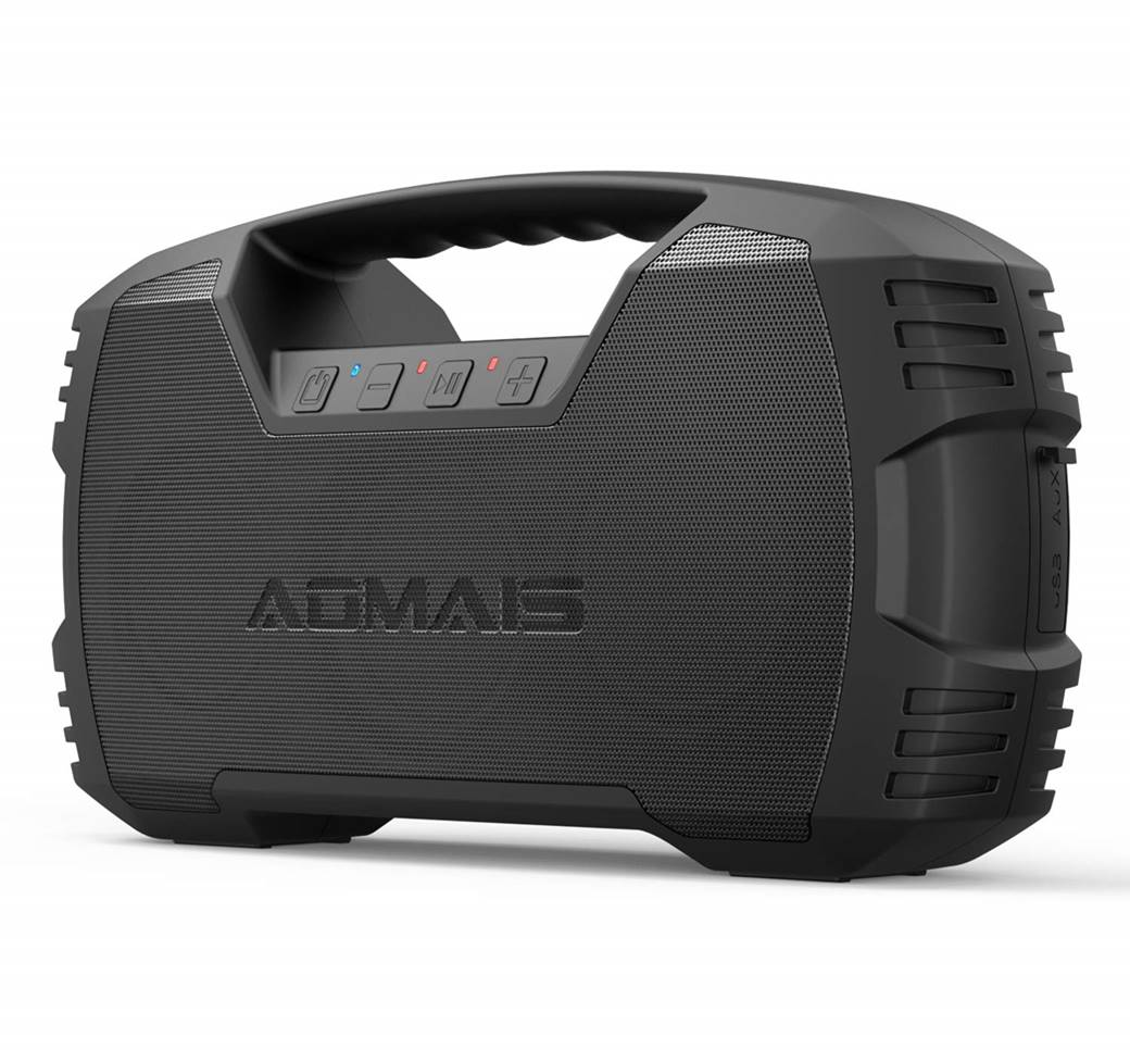 AOMAIS GO Loudest Portable Bluetooth Speaker
