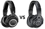 ATH M50x vs M40x – Which is the better headphone?