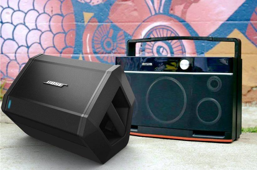 Aiwa Exos 9 vs Bose S1 Pro