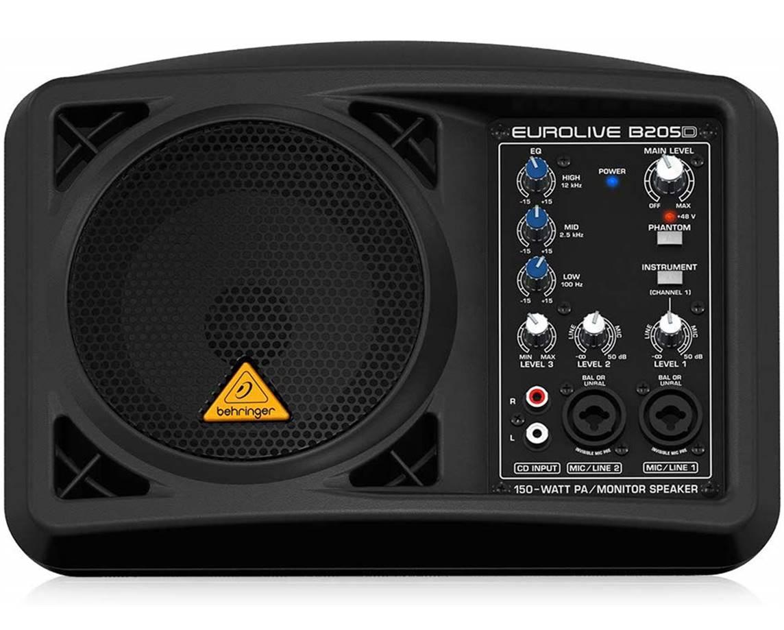 Behringer Eurolive B205D PA Speaker