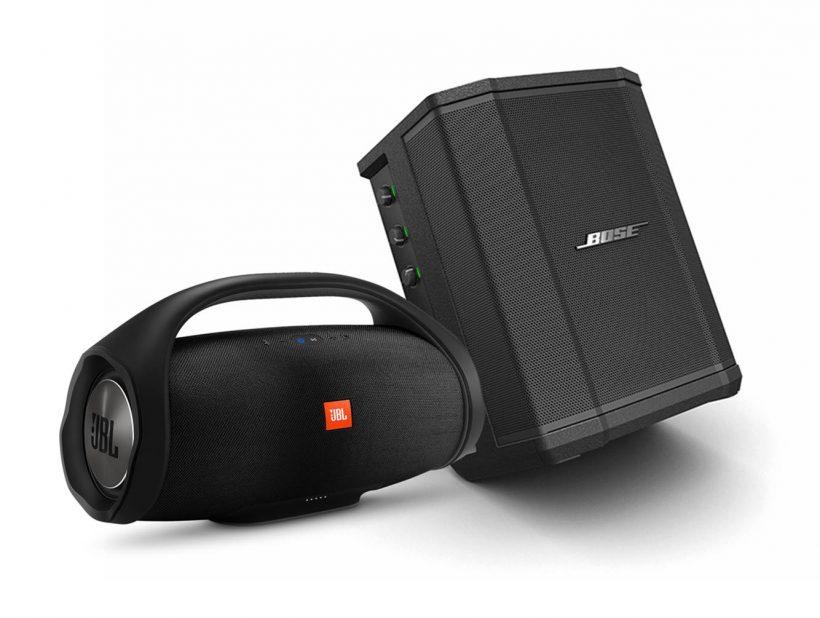 Bose S1 Pro vs JBL Boombox