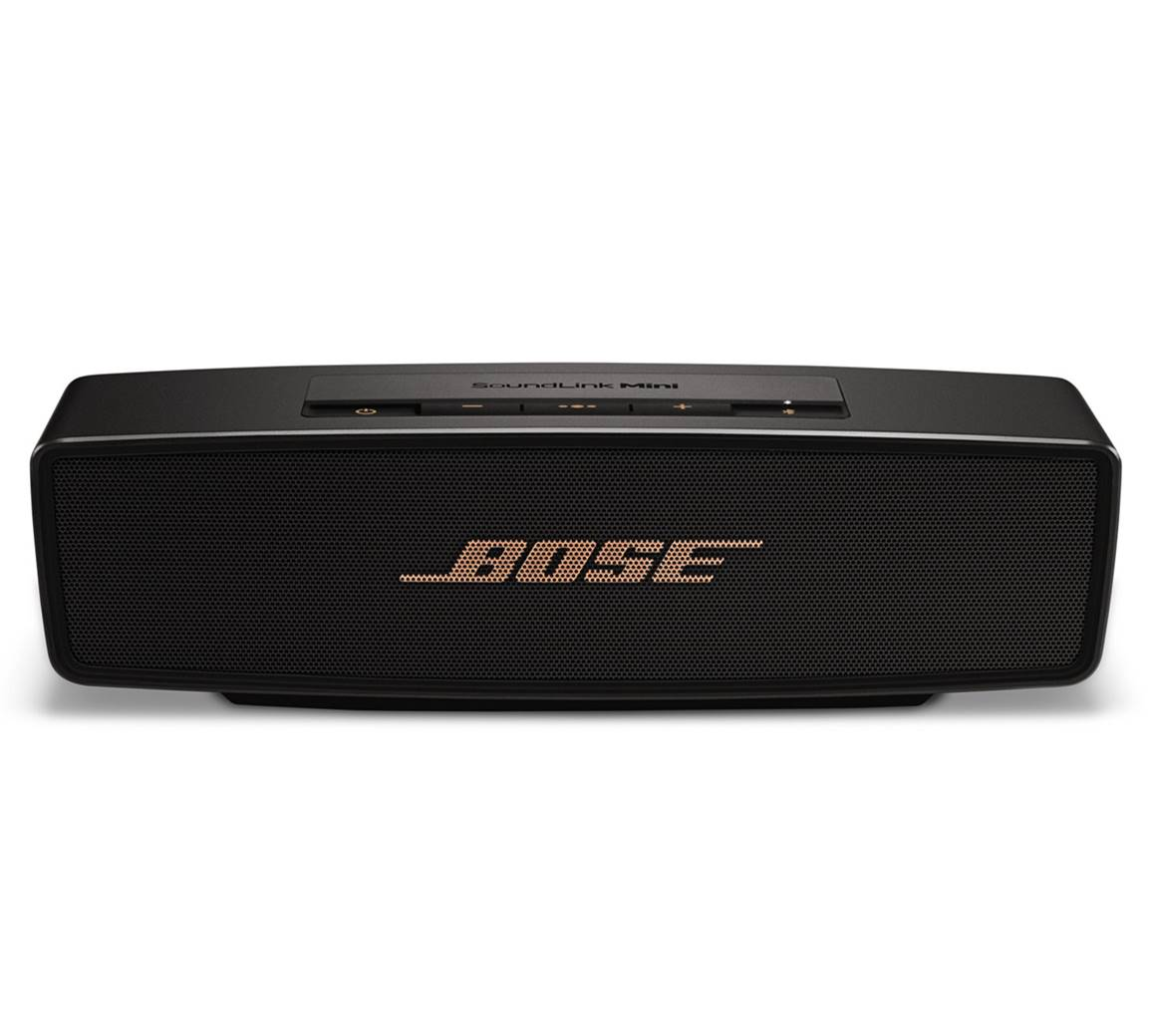 Bose SoundLink Mini II Loudest Portable Bluetooth Speaker
