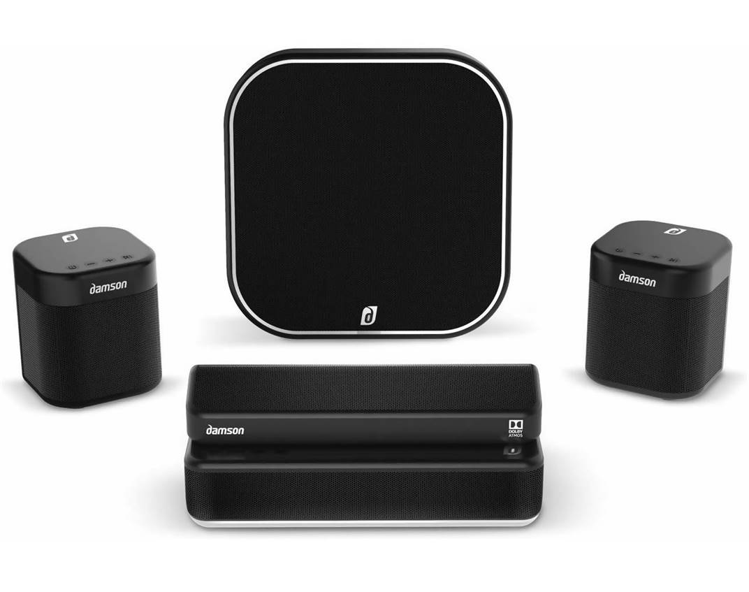 Damson S Series Dolby Atmos Home Theater System