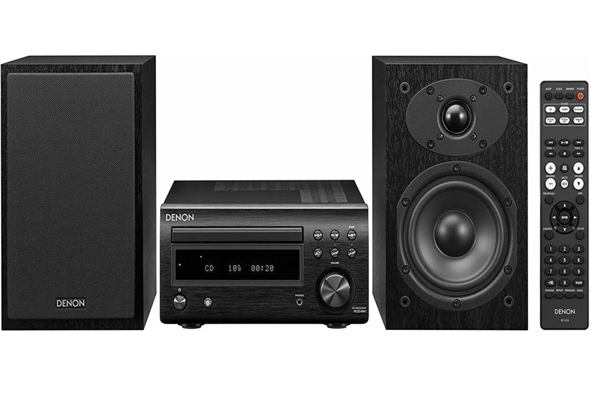 Denon D-M41 Home Stereo System