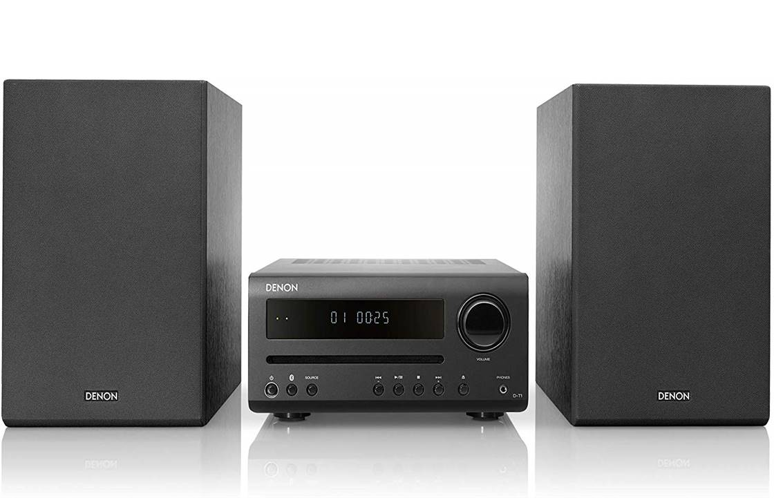 Denon T-1 Home Stereo System