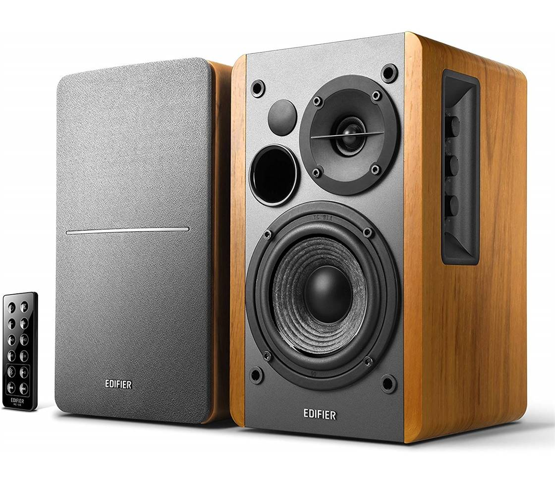 Edifier R1280DB Powered Bookshelf Speakers