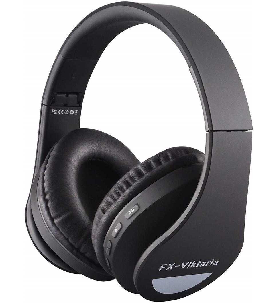 FX-Viktaria Over Ear Headphones with Microphone