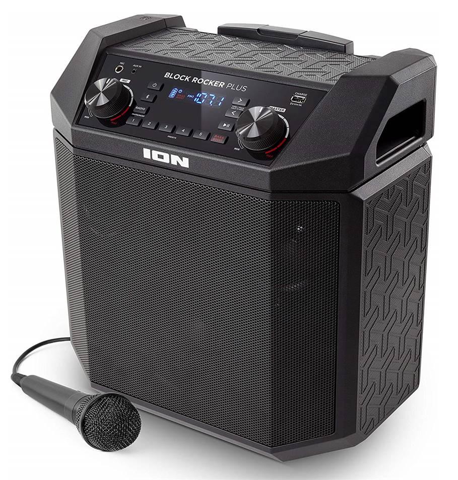 ION Audio Rocker PA Speaker