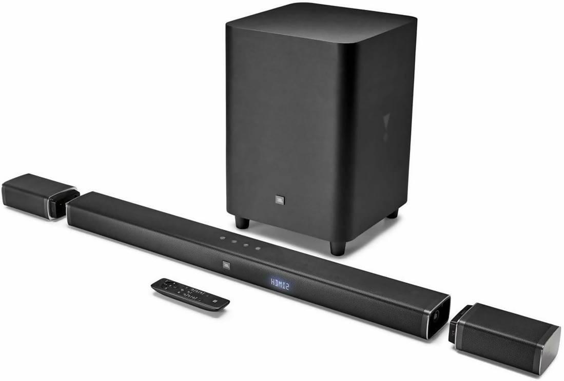 JBL Bar 5.1 4K Ultra HD 5.1-Channel Soundbar