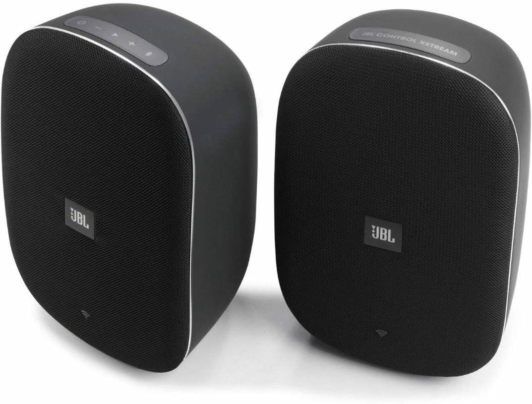 JBL Control X Stream Speaker with Chromecast