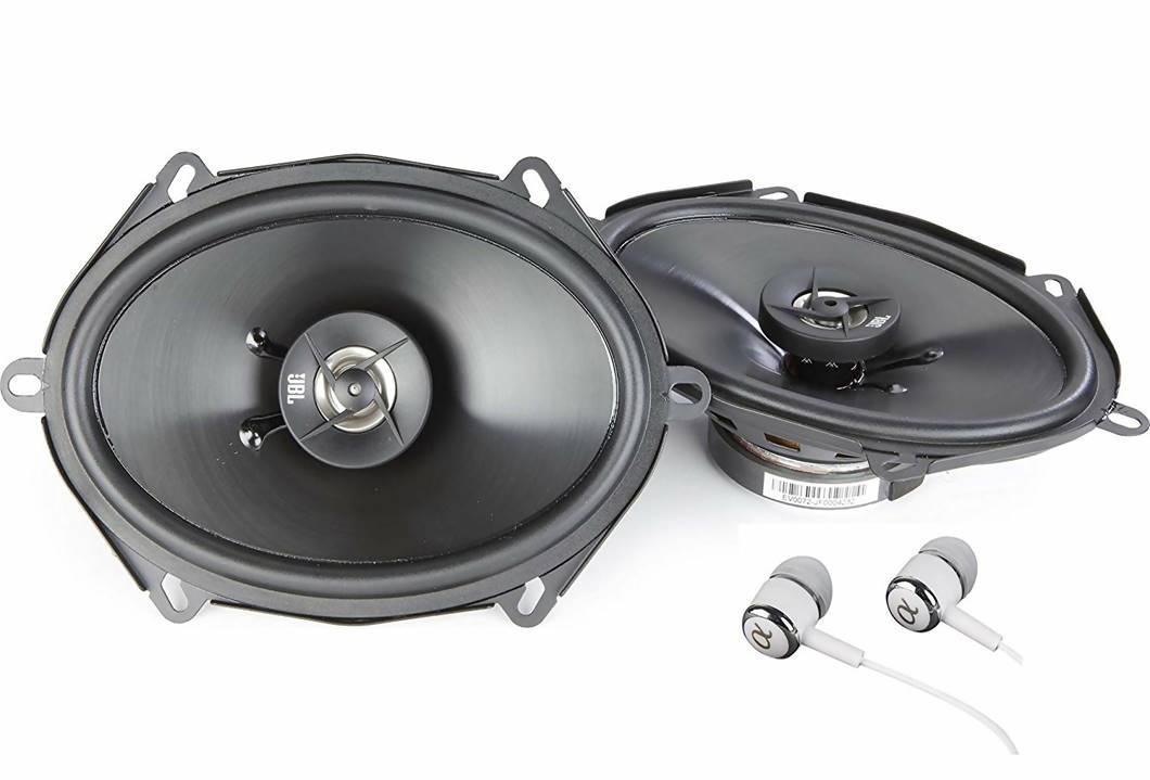 JBL Stage 8602 Car Audio Speakers