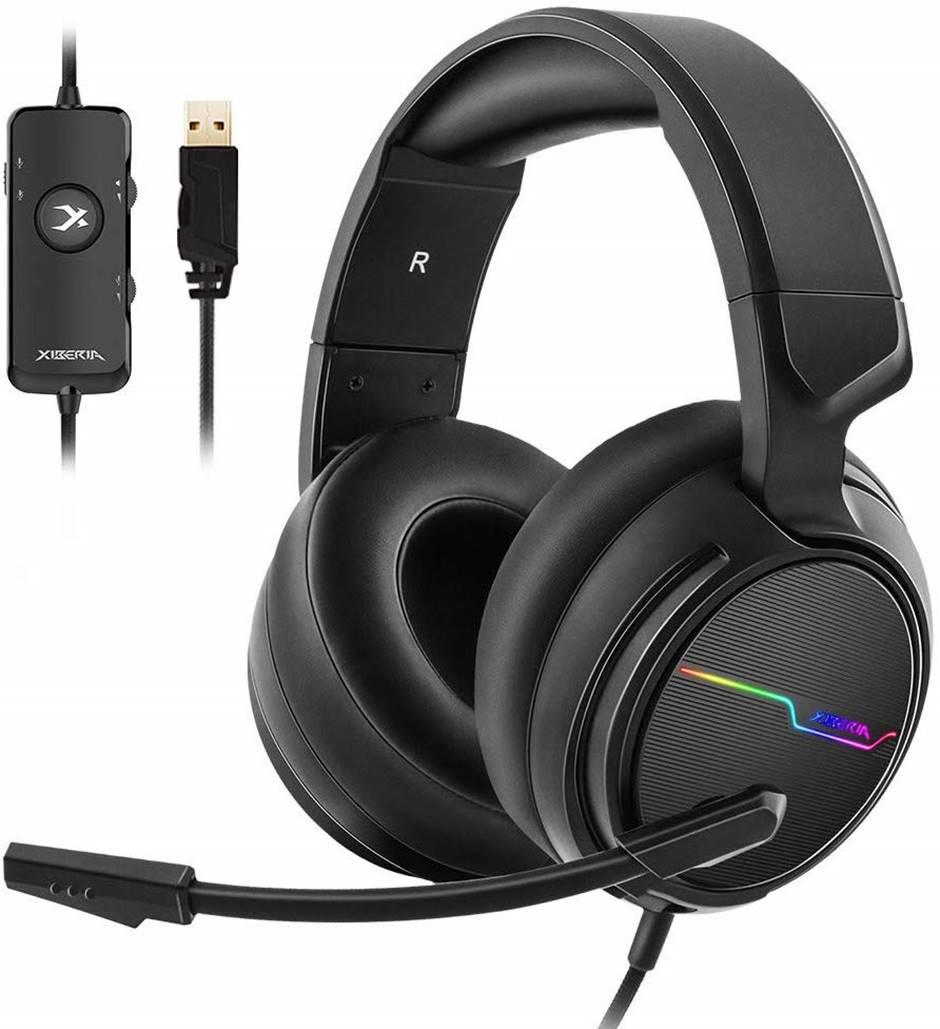 Jeecoo USB Headphone with Microphone